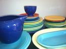 Fiestaware dishes