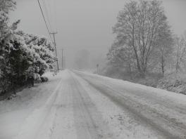 snowy highway Pixabay