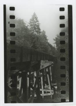 train tracks vintage