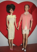 Barbie and Ken