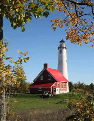 tawas lighthouse