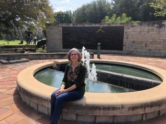 Becky fountain 2018