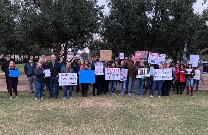 Protest! Nov. 2018
