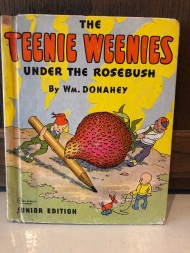 Teenie Weenie small book