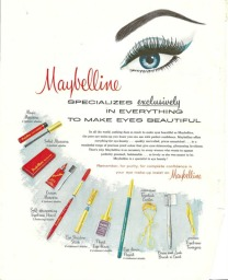 makeup vintage