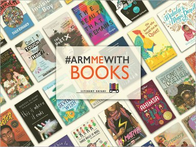 arm me with books